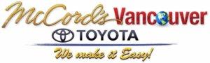 McCord's Vancouver Toyota