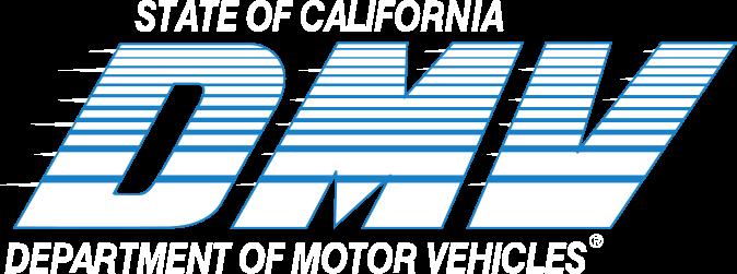 State of California DMV logo