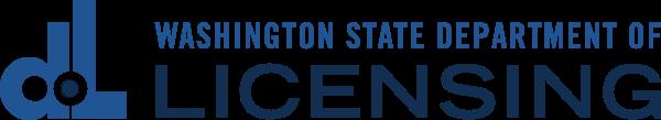 Washington Department Of Licensing Logo